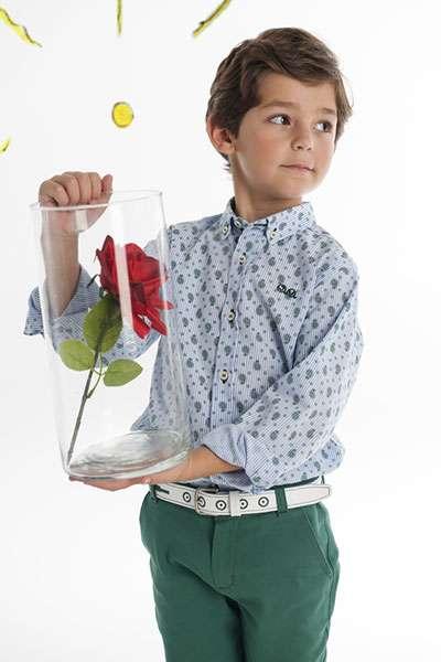 green cashmire moda infantil